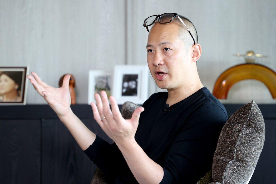 張聰是「如意宴」的創辦人。圖/Joey Yu 攝影