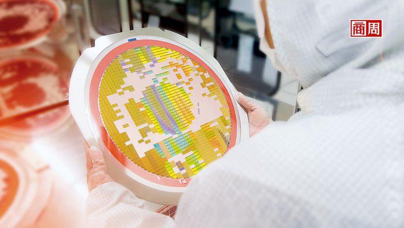 疫情爆發以來,市場對晶片的需求從急凍變超熱,如今各產業的產能,都因晶片供應不足而受阻。(攝影者.楊文財 )