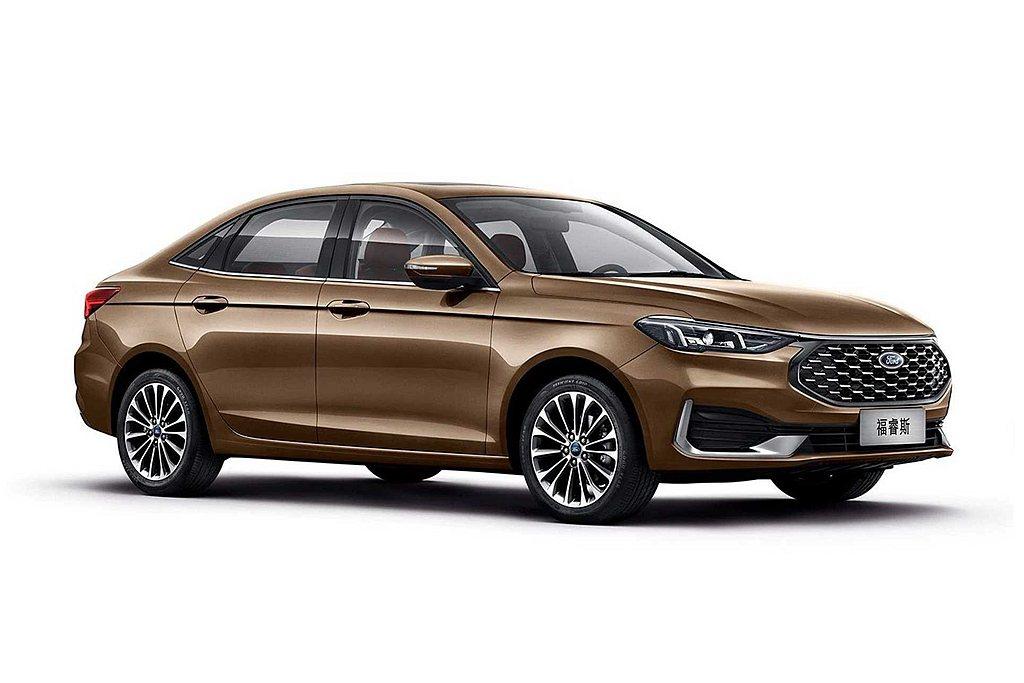 長安福特預告將於4月12日展開新世代Ford Escort預售訊息。 圖/For...