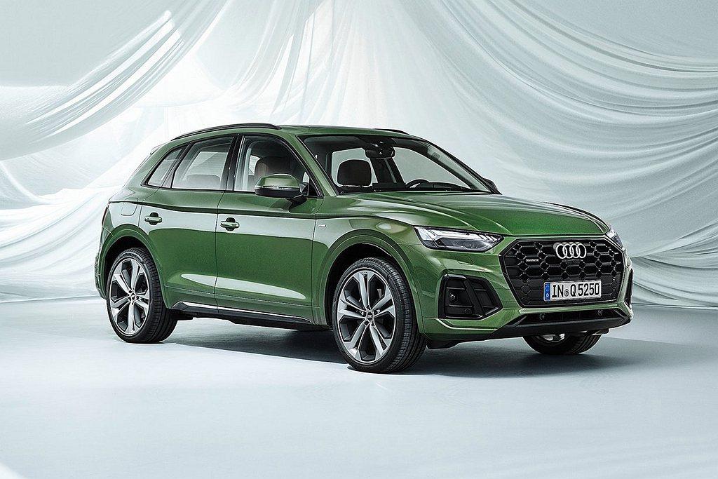 2021 Audi春季健檢活動原廠零件更換88折優惠,包括粉塵過濾網、煞車片&煞...