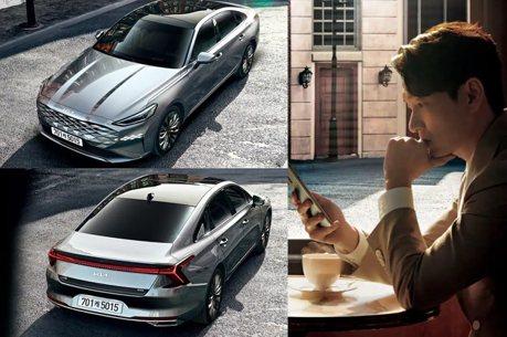 升等的K7、兩周收穫2.4萬張訂單 「大改款」Kia K8豪華房車韓國正式發表!