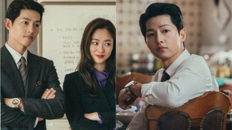 圖/Netflix提供、擷自tvN IG