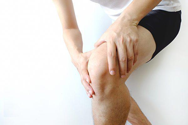 膝蓋疼痛,要注意加強下肢肌耐力。圖片來源/shutterstock