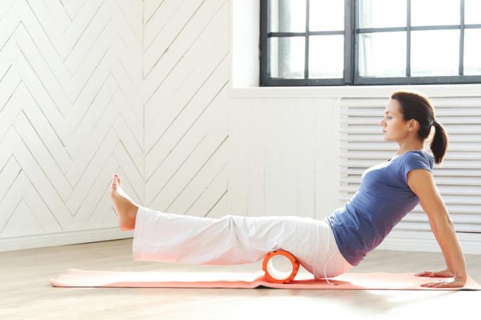 如果你常常久坐一整天,姿勢不良,運動時總覺得筋骨不對勁,記得解套方法並不是到健身...