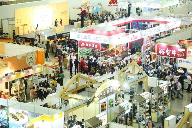 高雄國際品展是南台灣年度最專業食品展。  貿協/提供