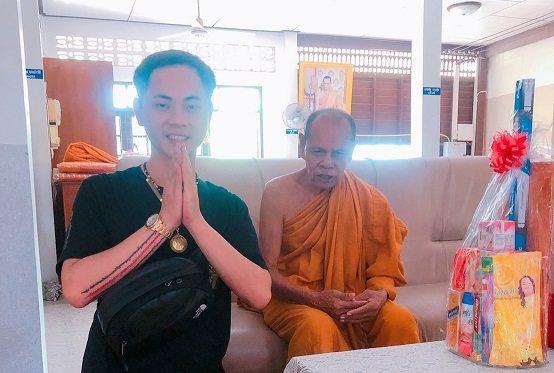 佛牌專家俊儀遠赴泰國請供佛寶,為喜愛泰國佛牌的朋友們帶來最棒的佛牌體驗。 夢幻佛...