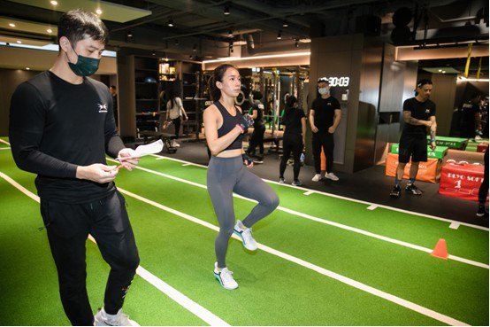 為了提供學員專業的教練,Beyond Fitness的教練需不斷的考核。