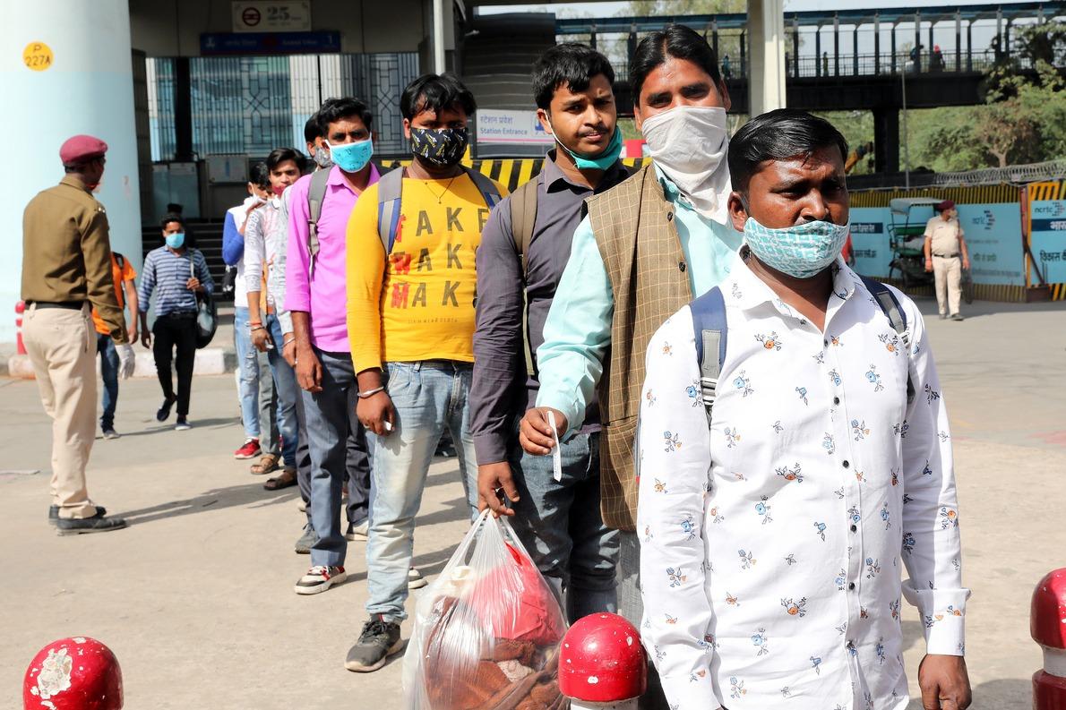 新冠肺炎全球逾1億3307萬例確診 289萬多人病歿