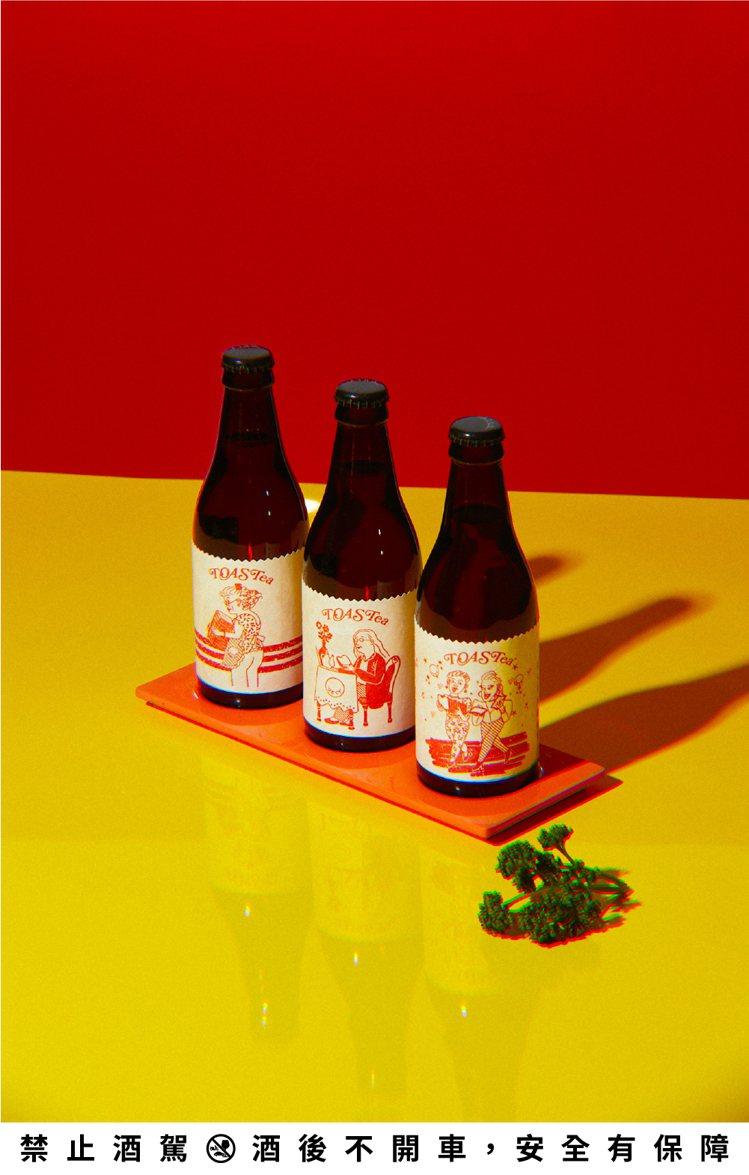 受英國酒廠Toast Ale使用剩食麵包釀造啤酒的啟發與支持,酉鬼啤酒與五股在地...