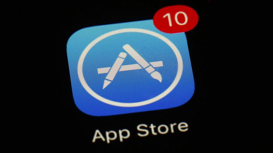 分析師點名App Store將會是蘋果上季營運的模範生。  美聯社