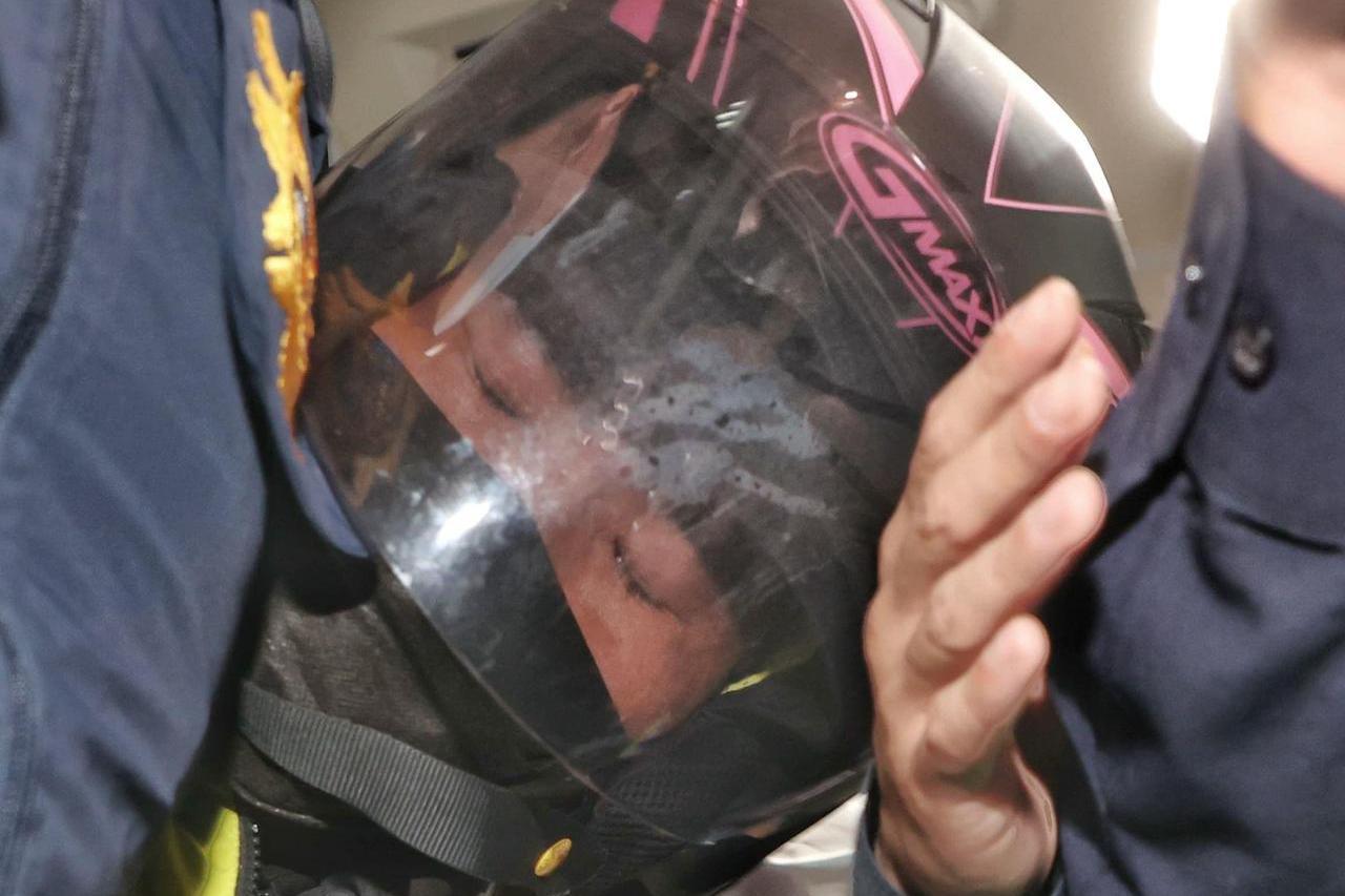 太魯閣號撞車逃逸移工「阿好」列共同被告 花檢聲押