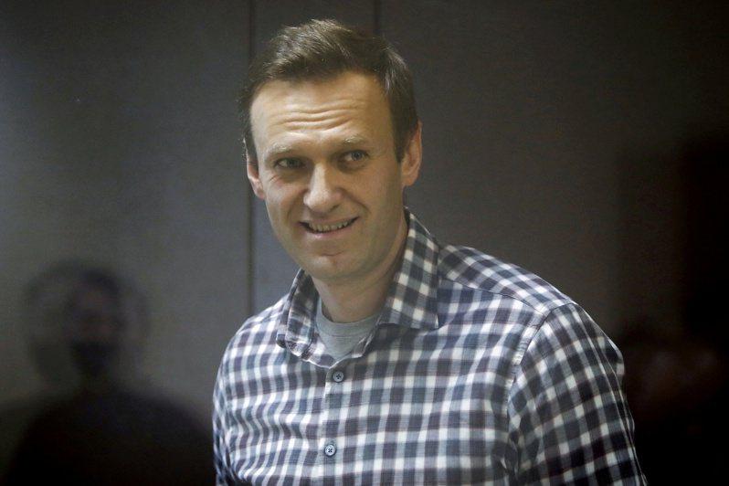 在獄中服刑的俄羅斯反對派領袖納瓦尼(Alexei Navalny)健康持續惡化。路透
