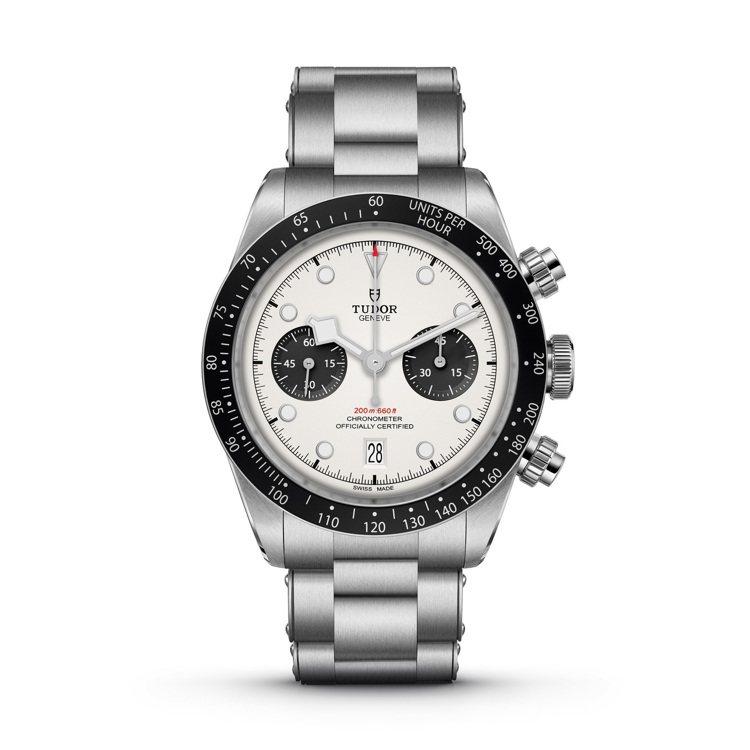 黑白對比搶眼的新款BlackBay Chrono腕表,喊出五年保固,並為紀念品牌...