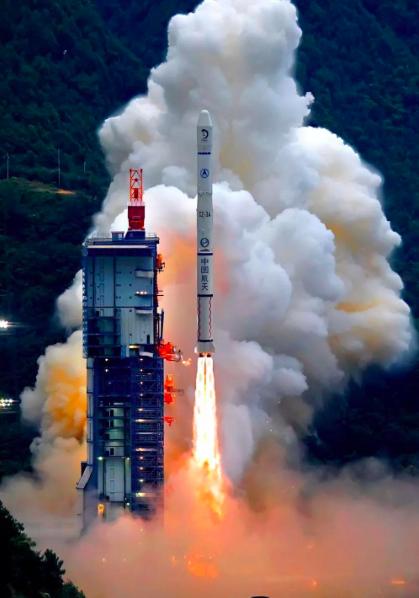 大陸將在寧波市象山建立第五個衛星發射中心。圖為西昌衛星發射中心。(網易新聞網)