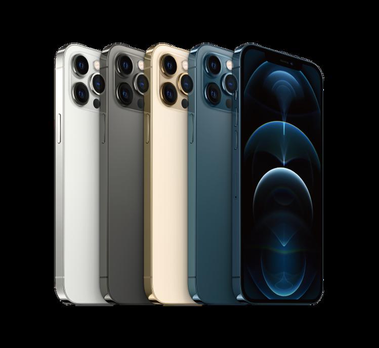 iPhone 12 Pro Max 256GB現折2,691元,限量500台,挑...