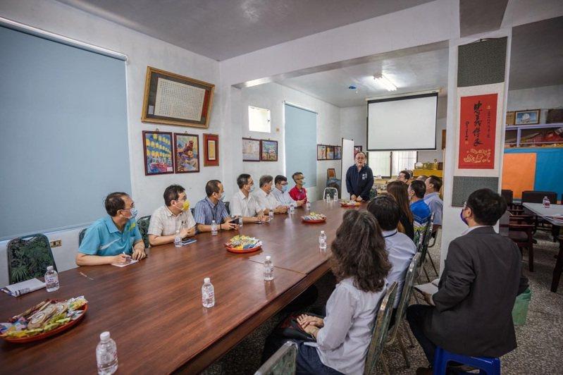 四年一科的「林園鳳芸宮媽祖海上巡香」,今年由高雄市府與廟方共同籌辦。圖/高雄市政府提供
