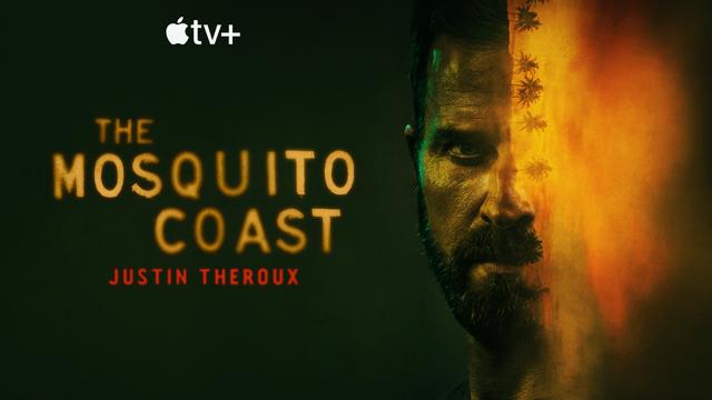 「蚊子海岸」將獨家在Apple TV+播出。圖/Apple TV+提供