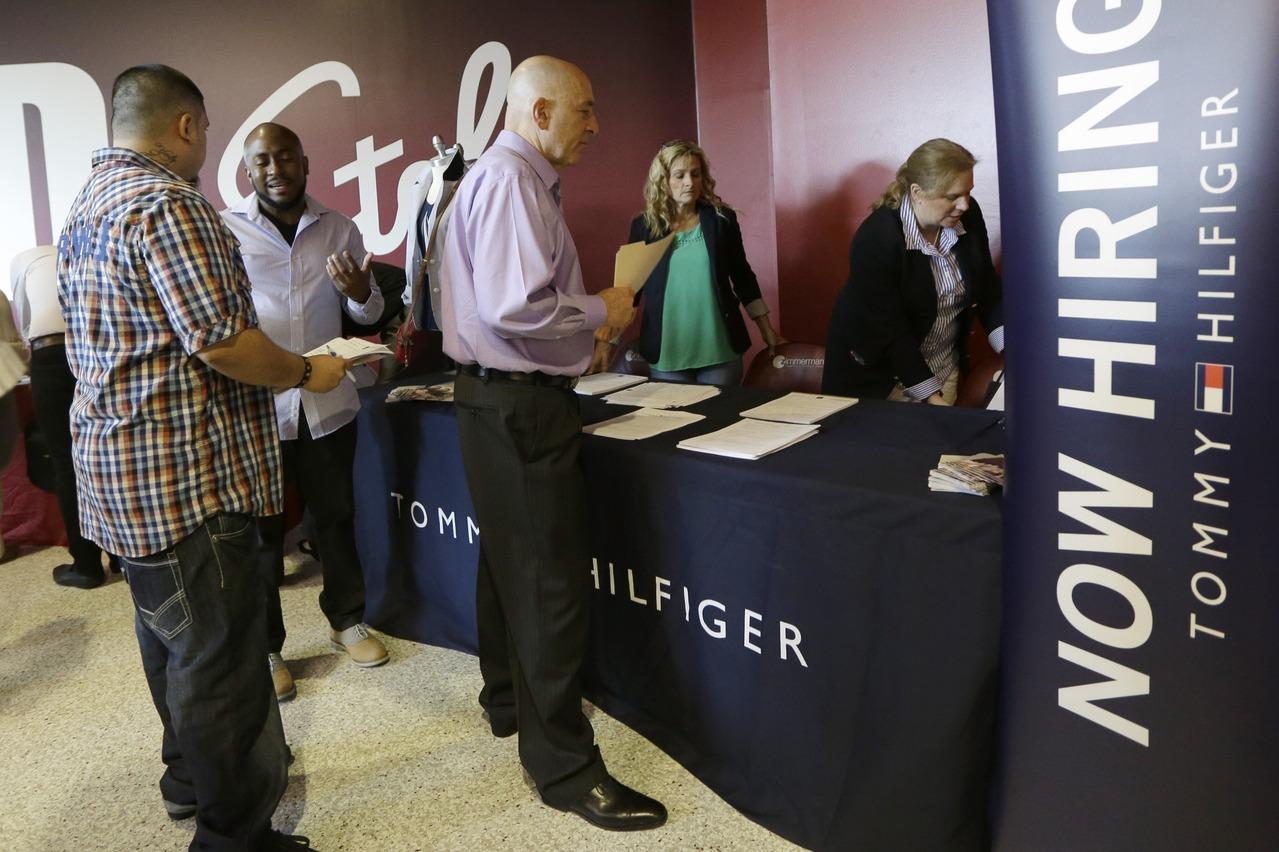 美上周首度申領失業救濟金人數 意外連二周攀升