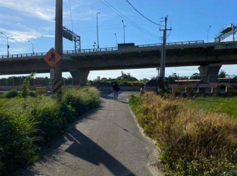 竹1線及周邊道路將改善拓寬,讓往來新豐鄉市區及西濱快速公路的車輛行駛更順暢。圖/新竹縣府提供