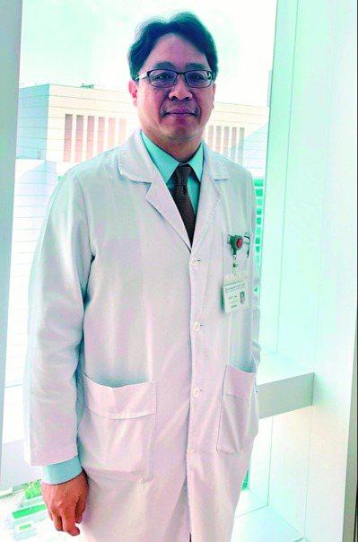 和信醫院大腸直腸外科主治醫師陳建志。記者陳碧珠╱攝影