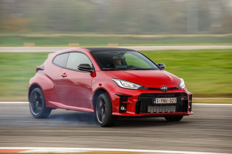 限量款魅力!暴力鴨Toyota GR Yaris推出1天訂單已突破300台!