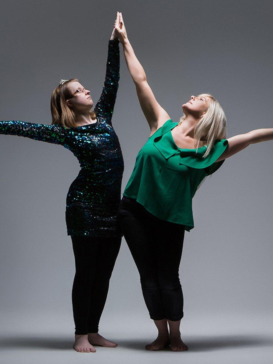 英國 DanceSyndrome 的無礙街舞。 Airbnb /提供