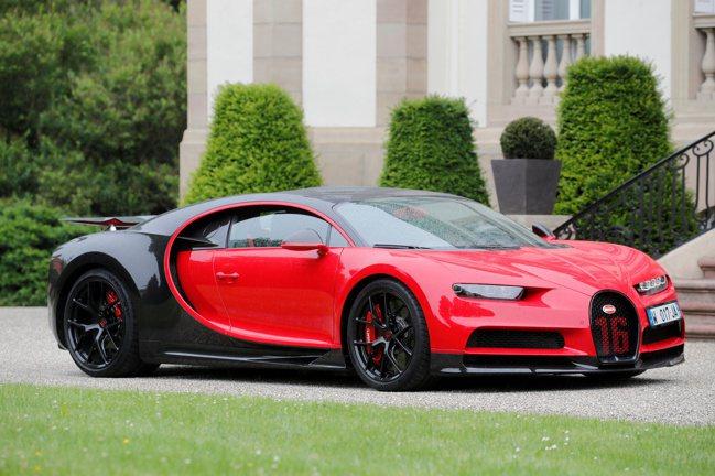 Bugatti執行長溫克曼對展望十分樂觀。 路透
