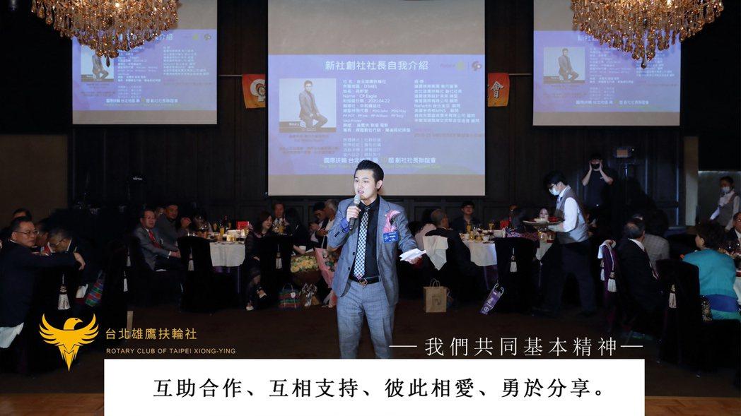 圖片來源: 雄鷹娛樂集團