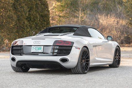 自手排V10超跑有什麼選擇?中古Audi R8可能200萬有找!