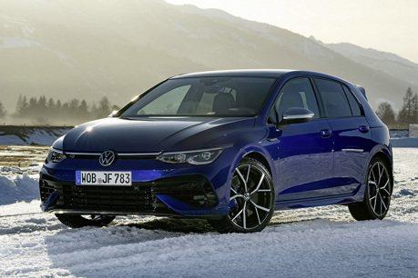影/Volkswagen公布的極速正確嗎?Golf R上無限速公路測試!