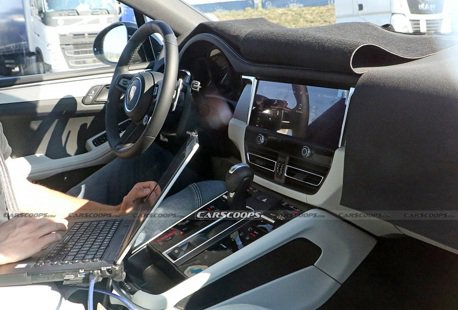 Porsche Macan將再度小幅升級?重點竟然是內裝