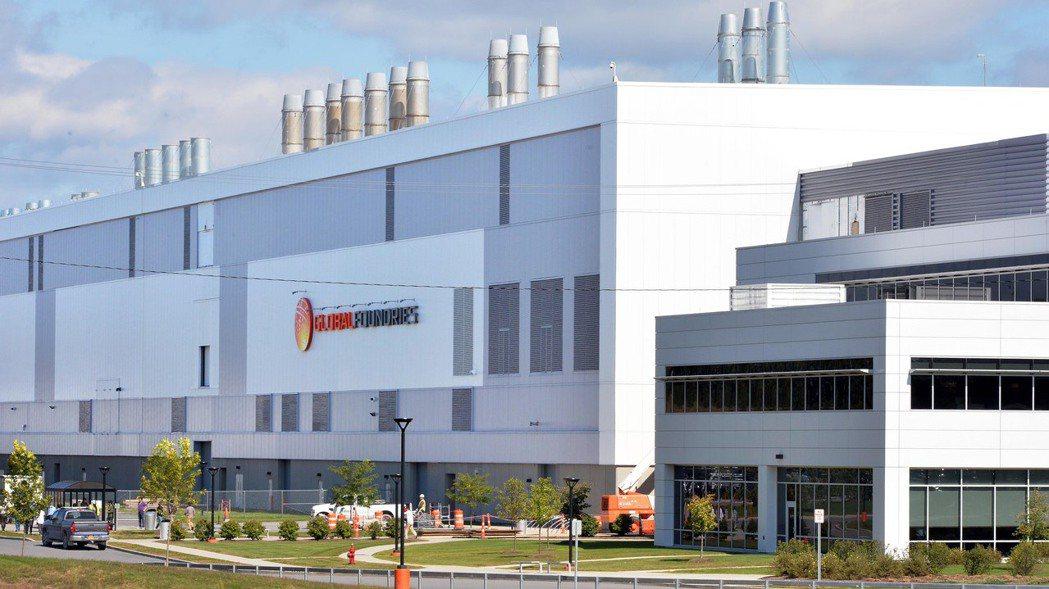 格芯(GlobalFoundries)位於美國紐約州Malta的工廠。美聯社