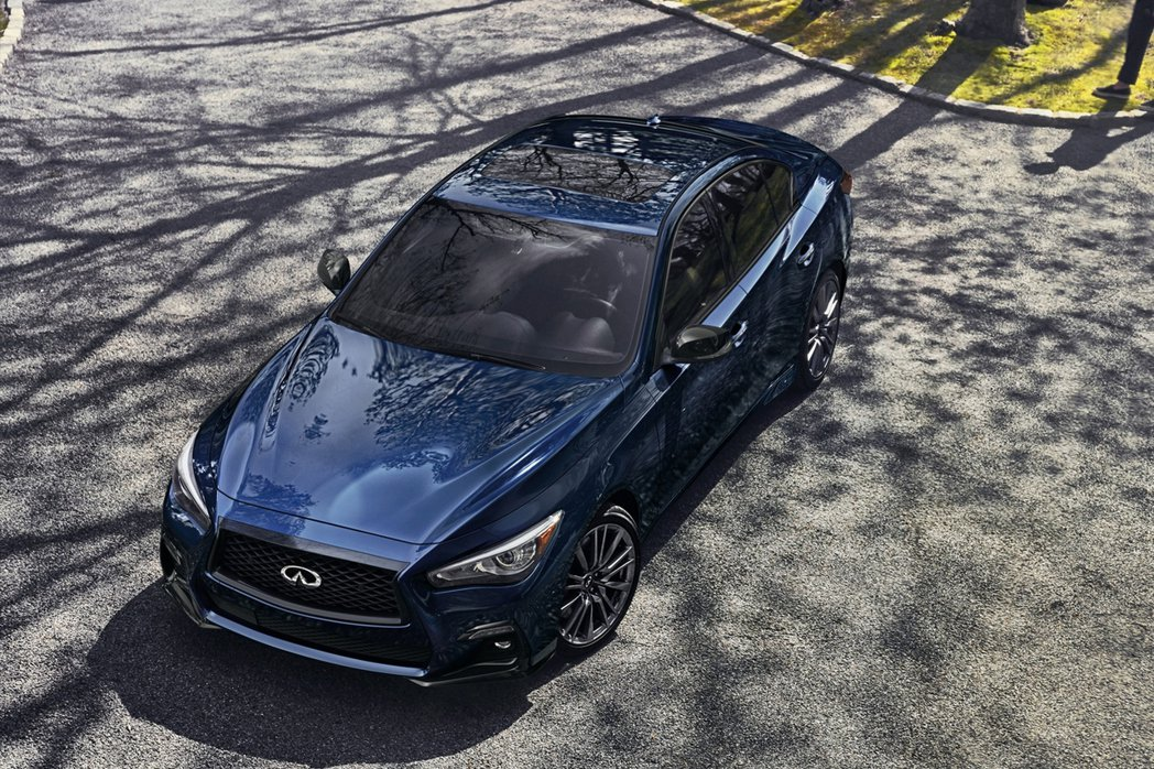 全新INFINITI Q50 300GT 超性能豪華轎跑推出後訂單表現出色。裕日...