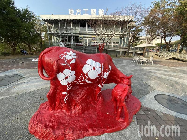 草屯鎮手工藝智慧園區開發計畫將結合台灣工藝研究發展中心,發展成工藝科技聚落。記者江良誠/攝影