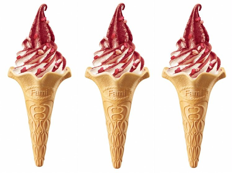 全家便利商店推出地區特色版「花火霜淇淋」,5月20日起將於澎湖地區18間全家便利...