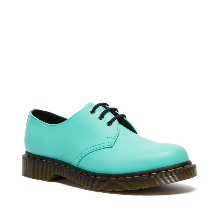Dr. Martens 1461 Peppermint Green三孔馬汀鞋5,...