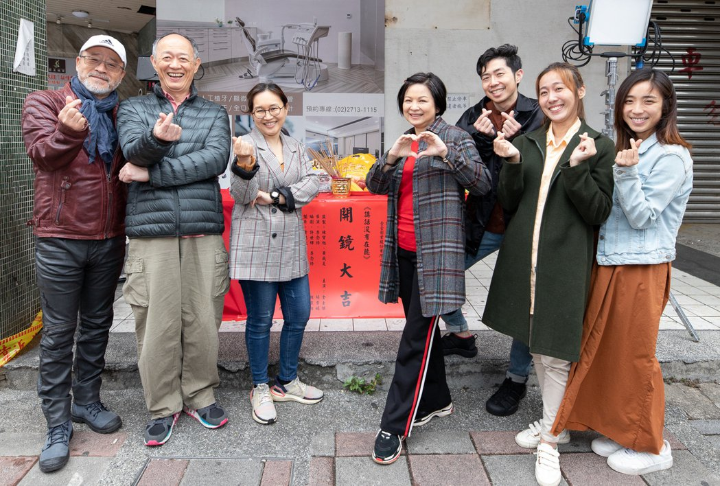 台北電影獎得主李念修執導短片「講話沒有在聽」,請來眾多演技派演員共同演出。圖/超...