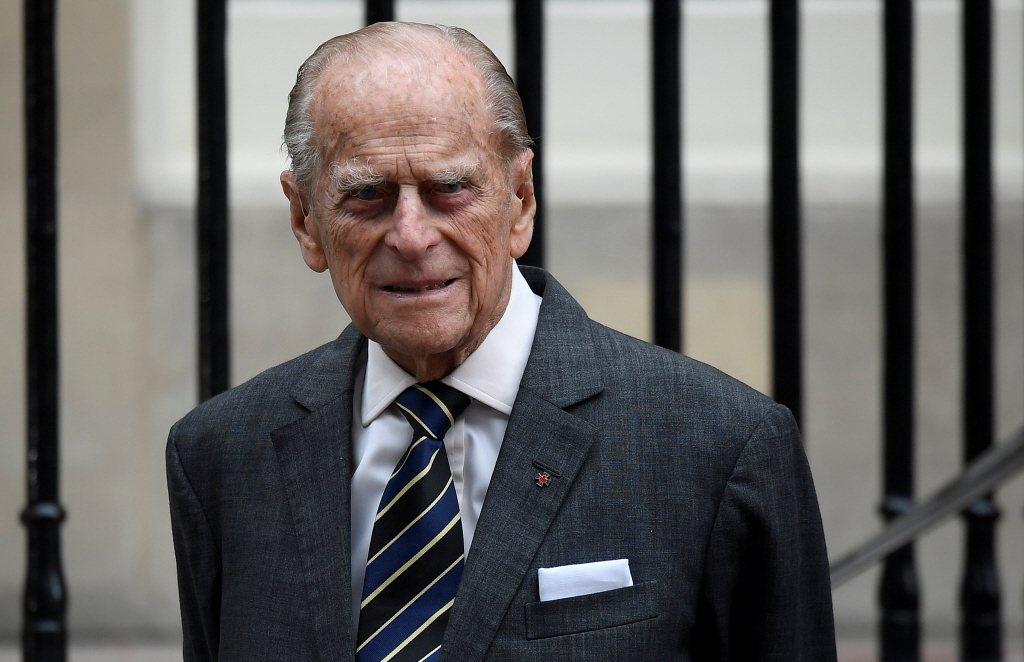 菲利普親王99歲逝世。圖/路透資料照片