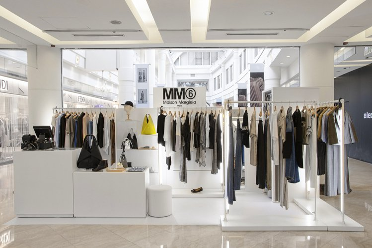MM6 Maison Margiela期間限定快閃店即日起在微風廣場揭幕,推出新...