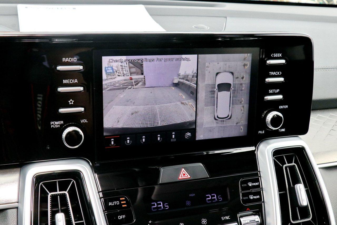 360度環景影像系統可以減少許多意外發生。記者陳威任/攝影