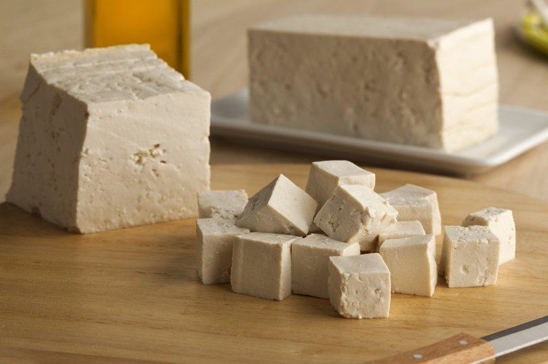 豆腐是好的蛋白質來源。 圖/ingimage