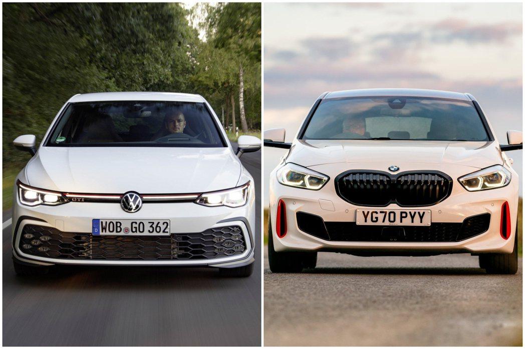 摘自BMW、Volkswagen