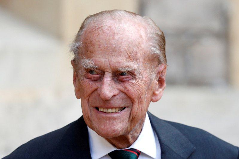 英國女王伊麗莎白二世的丈夫菲立普親王辭世,享耆壽99歲。路透