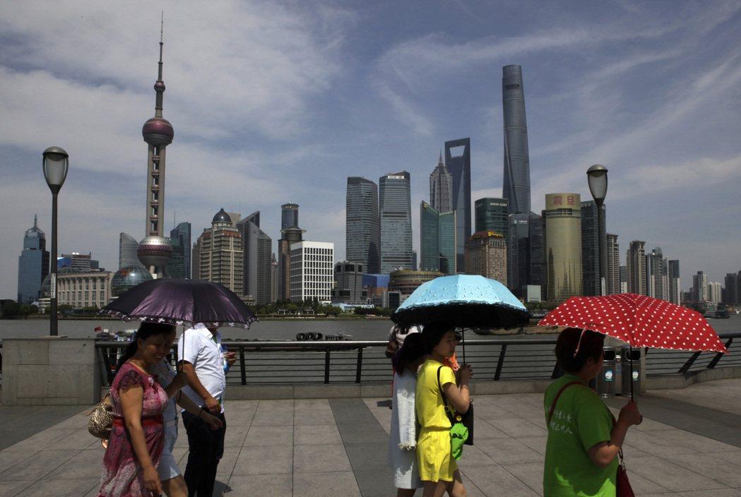 最新統計顯示,對富豪階級而言,在上海過奢華生活的成本為全球最高。   美聯社