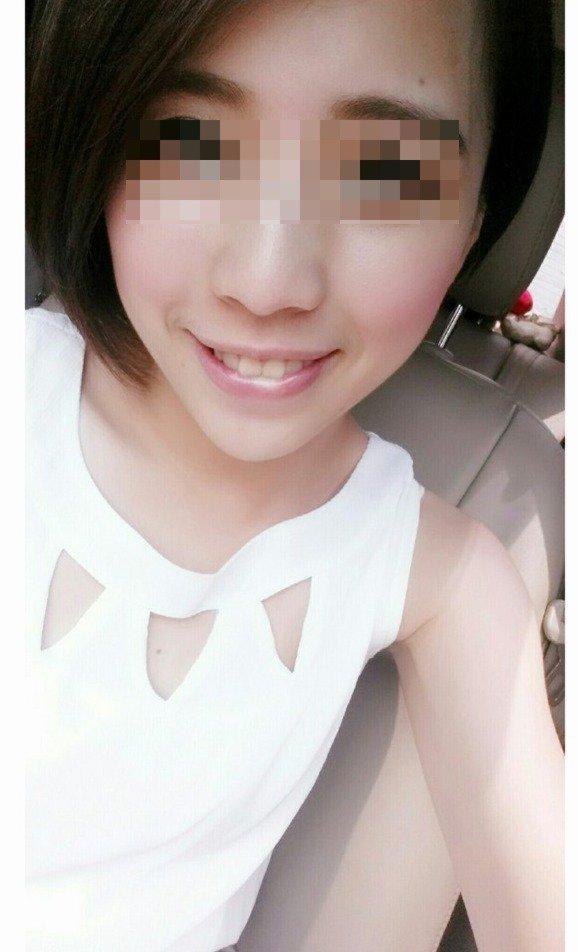 被害的通訊行曾姓女店員年僅廿九歲。 圖/取自曾女臉書