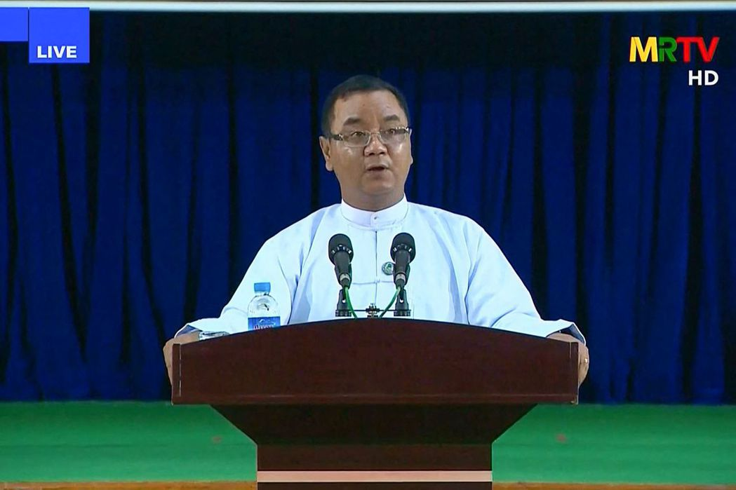 緬甸軍政府發言人紹敏通(Zaw Min Tun)表示,示威活動已經逐漸減少,將在...