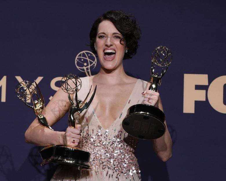 菲比沃勒布里奇將擔任印第安納瓊斯最新續集電影的女主角。圖/路透資料照片