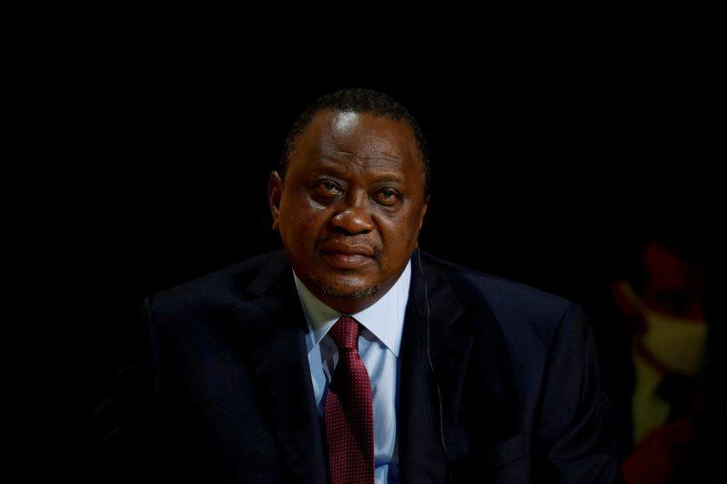 肯亞總統肯亞塔坦承每天有1800萬美元被貪汙掉。路透