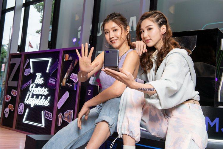 三星「發現嘻哈台」快閃體驗會可體驗Samsung Galaxy Z Flip 5...