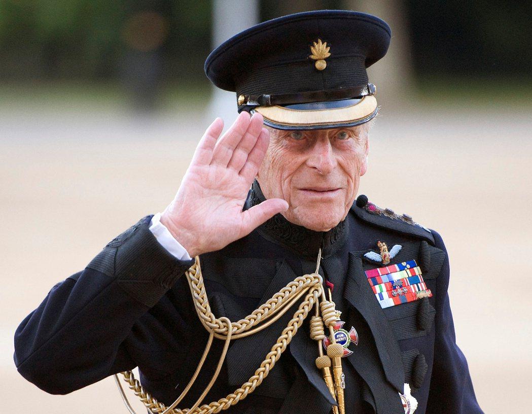 菲立普親王99歲去世,英國籠罩在哀傷氣氛中。圖/路透資料照片